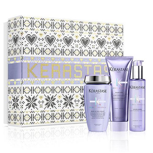 Kerastase Blonde Absolute Christmas Gift set