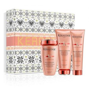 Berkhamsted Hair Salon Kerastase Fluidiliste Christmas Gift Set image