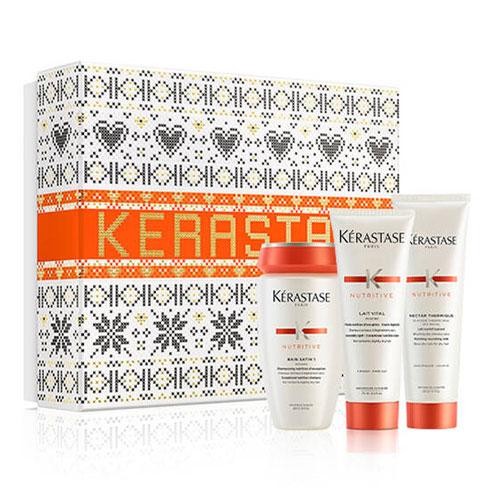 Berkhamsted Hair Salon Kerastase Nutritive Christmas Gift Set image