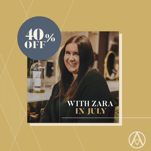 Berkhamsted Hair Dressers Alchemy and I July 2021 Special Offers Image 1