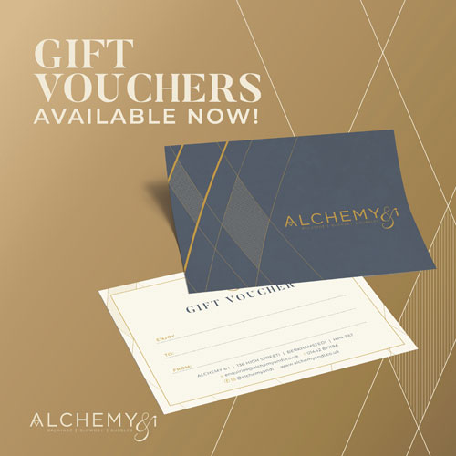 Berkhamsted Hair Salon Alchemy and I July 2021 Special Offers Image 2