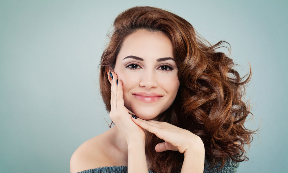 Berkhamsted Hair Salon Hairstyles That Flatter Round Faces Blog Image
