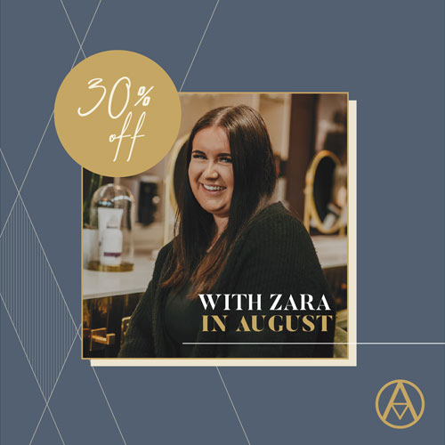 Berkhamsted Hair Dressers Alchemy and I August 2021 Special Offers Image 1
