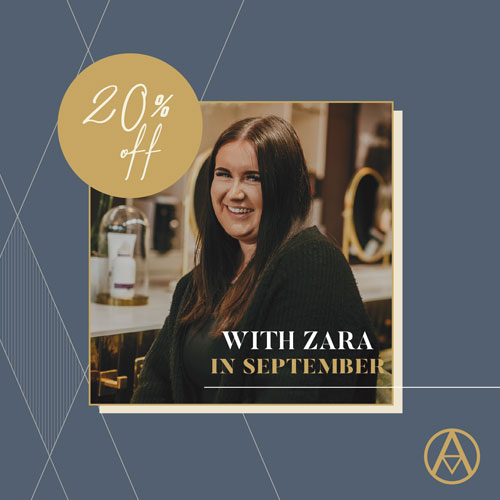 Berkhamsted Hair Dressers Alchemy and I September 2021 Special Offers Image 1